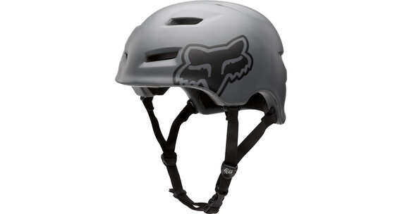 Fox Transition Helm matte charcoal